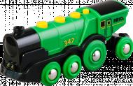 BRIO didelis garvežys, žalias 33593 33593