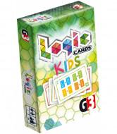 BRAIN GAMES kortų žaidimas Logic cards kids 4751010195199
