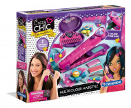 CLEMENTONI CRAZY CHIC Multicolor Hairstyle FI, 78519 78519