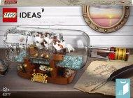 92177 LEGO® Ideas Laivas butelyje 92177