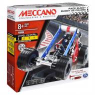 MECCANO konstruktorius MEC RAC LP Race Go Kart, Bulldozer, asort., 6040345 6040345