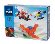 PLUS PLUS konstruktorius Basic 170 - Planes, 3724 3724