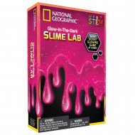 NATIONAL GEOGRAPHIC rinkinys Slime Science Kit Pink, NGSLIMEPK NGSLIMEPK