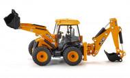 SIKU traktorius Backhoe JCB 4CX, 3558 3558