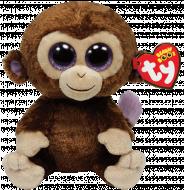 TY Beanie Boos pliušinė beždžionė COCONUT, 23 cm, TY36901