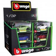 BBURAGO automodelis 1/32 Collezione, asort., 18-43100 18-43100
