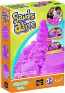 SANDS ALIVE Kinetinio smėlio spalvotas rinkinys pradedantiesiems, 2607 2607
