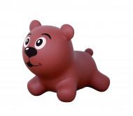 JOHN pripučiamas šokliukas meškiukas Hop Hop Baby Bear, 59003 59003