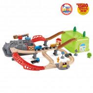 HAPE traukinio bėgių rinkinys Railway Bucket, E3764 E3764