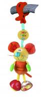 PLAYGRO pakabinamas žaislas Pelytė Mimsy, 0101141 0101141
