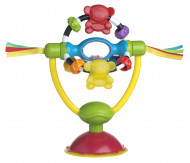 PLAYGRO besisukantis žaislas maitinimo kėdutei, 0182212 0182212