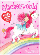Princess Mimi lipdukų knyga, 8979 8979