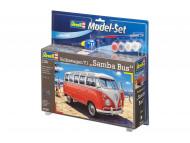 REVELL sudedamas modelis VW T1 Samba Bus,67399 67399