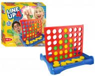FUNVILLE GAMES žaidimas Line Up 4, 61136 61136