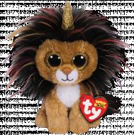 TY Beanie Boos pliušinis liūtas su ragu RAMSEY, 15 cm, TY36252