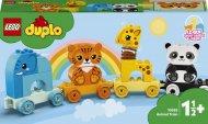 10955 LEGO® DUPLO® Creative Play Gyvūnų traukinys 10955
