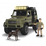 SIMBA DICKIE TOYS medžiotojo džipas, 203834002 203834002