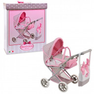 BAMBOLINA Boutique lėlių vežimėlis, BD1608 BD1608