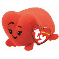 TY Teeny Tys pliušinis emoji Heart, TY42300