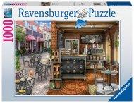 RAVENSBURGER dėlionė Quaint Café, 1000d., 16805 16805