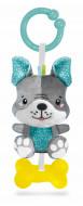CLEMENTONI Baby minkštas barškutis Dog, 17354 17354