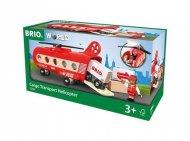 BRIO krovininis sraigtasparnis, 33886 33886