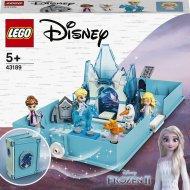 LEGO® 43189 Disney Princess Elza ir Noko pasakų knygos nuotykiai 43189