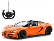RASTAR automodelis valdomas RC 1:14 Bugatti, 70460 70460