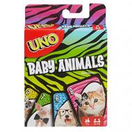 UNO kortos Gyvūnų mažyliai, FLK78