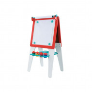 ELC Wooden Double Sided Easel Blue, 145615