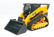 BRUDER traktorius vikšrinis geltonas su kastuvu, 02136 02136