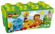 10863 LEGO® DUPLO My First Mano pirmoji gyvūlėlių kaladėlių dėžutė 10863
