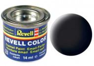 Revell dažai emaliniai 14ml juodi matiniai 32108