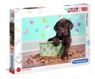 CLEMENTONI Dėlionė Mielas šuniukas 180pcs., 29754 29754