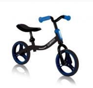 GLOBBER balansinis dviratis Go Bike juodas/mėlynas, 610-130 610-130
