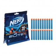 NERF šoviniai Elite 2.0, 20vnt., F0040EU4 F0040EU4