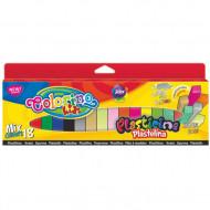 COLORINO CREATIVE plastelinas 18 spalvų, 57424PTR 57424PTR