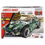 MECCANO konstruktorius MULTI 5 Model Set - Pull Back Car, 6040176 6040176