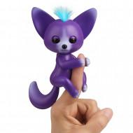FINGERLINGS elektroninis žaislas lapiukas Sara, violetinis, 3574 3574
