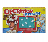 HASBRO GAMING Stalo žaidimas OPERATION PET SCAN, E9694127 E9694127