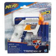 NERF šautuvas Elite Triad Ex3, A1690EUA A1690EUA