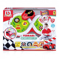 BB JUNIOR trasos rinkinys su automobiliu Ferrari Infinity, 16-81401 16-81401