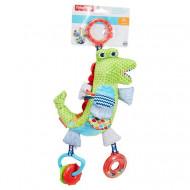 FISHER PRICE žaislas Krokodilas, DYF89
