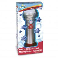 BONTEMPI karaoke mikrofonas su šviesos efektais, 41 2720 41 2720