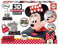 EDUCA 3D dėlionė Minnie, 17930 17930