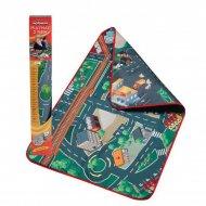 MAJORETTE žaidimų kilimėlis dvipusis 100x70 cm 212058230 212058230