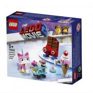 70822 LEGO® Movie 2 Patys mieliausi Vienakitės draugai! 70822