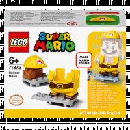 71373 LEGO® Super Mario™ Statybininko Mario galios paketas 71373