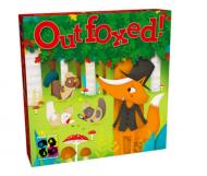 BRAIN GAMES žaidimas OUTFOXED BRG#OUTFOX