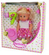 BAMBOLINA lėlė su dovanų rinkiniu plaukams Amore, 30cm, BD1825 BD1825
